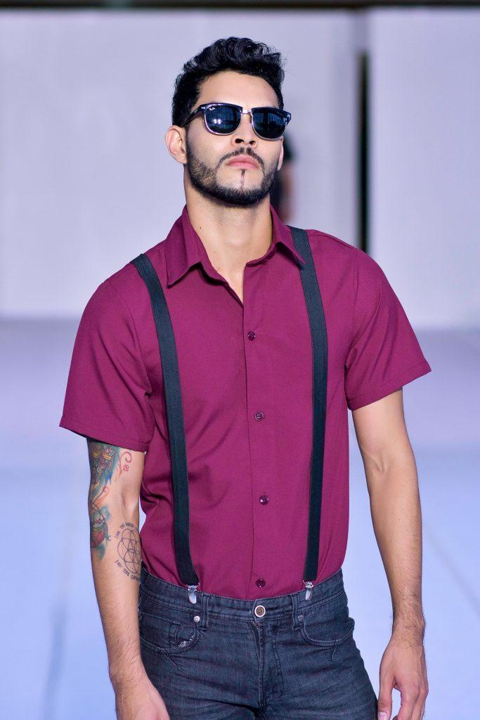 La mode masculine à l'honneur